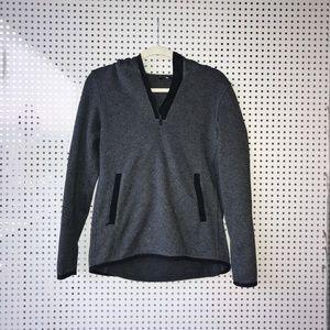 Lululemon quarter zip jacket- fleece